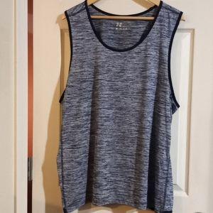 Russell men,s sz 4XL dri power 360 shirt (907)